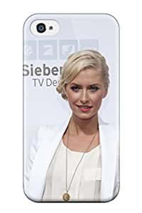 4746837K47329458 First-class Case Cover For Iphone 4/4s Dual Protection Cover Lena Gercke
