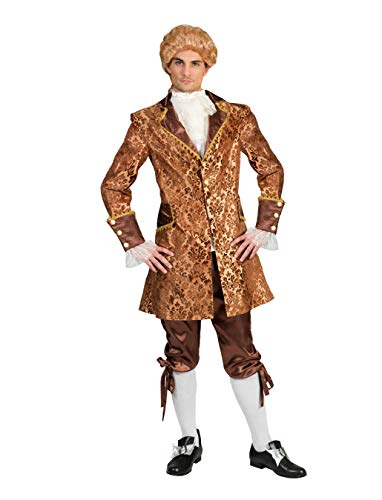 Mens Baroque Bartoli Costume Vampire Historical Royal Renaissance Costume Sized for $<!--$97.45-->