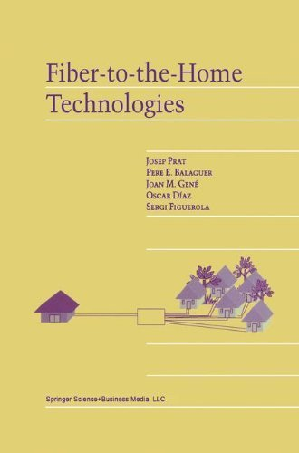 Download Fiber-to-the-Home Technologies Pdf