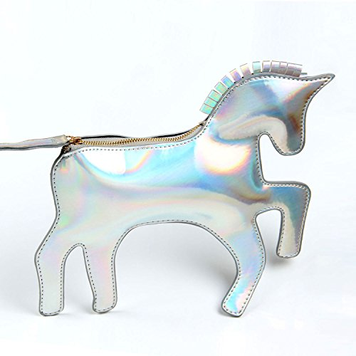 Unicorn Pony Purses Women's Body LUI Bag Shoulder SUI Cross Novelty Clutches Horse qxzZPw