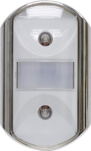 GE 11174 Motion Activated Night Chrome