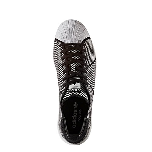 Pk blanc Noir Superstar Adidas blanc Bounce Chaussures At0w6