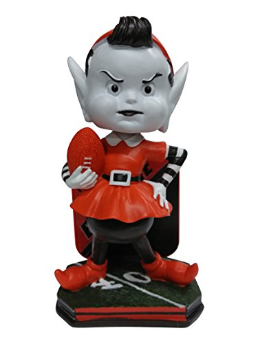 - Brownie the Elf Cleveland Browns Limited Edition Special Edition Bobblehead NFL