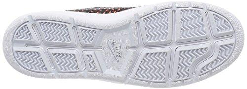 Nike Frauen Tennis Classic Ultra Flyknit Laufschuhe 833860 Turnschuhe Schwarz / Weiß / Anthrazit