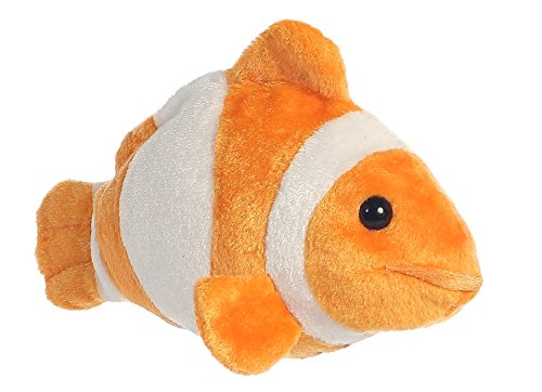 Aurora World Clown Fish Plush