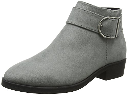 Grey New Gris Look 2 Botines 4 Dahl Mid para Mujer naSgaq8rpw