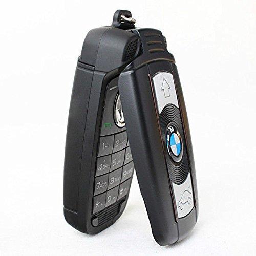 2 opinioni per BMW X6- Lussuoso telefono cellulare a flip, colore nero, edizione limitata, con