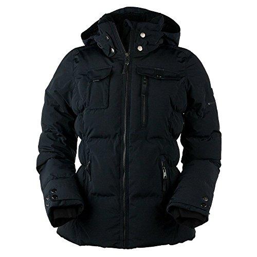 (Obermeyer Women's Leighton Jacket Black)