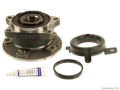 OES Genuine Axle Bearing and Hub Assembly with Dust Shield