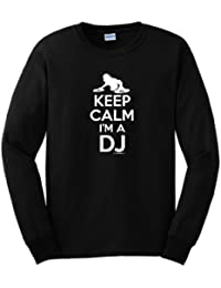 Keep Calm I'm a DJ Long Sleeve T-Shirt