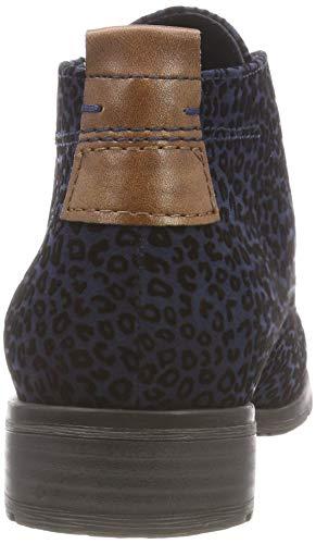 navy Blu Boots 31 2 821 Desert Str Comb Donna Stivali 25101 821 Tozzi 2 Marco qwBpWFPvF