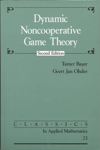 List of the Top 7 dynamic noncooperative game theory you can buy in 2019