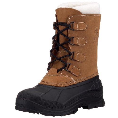 Kamik Men's Alborg Cold Weather Boot,Tan,11 M US