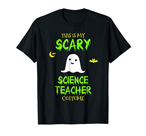 Scary Science Teacher Costume Halloween -