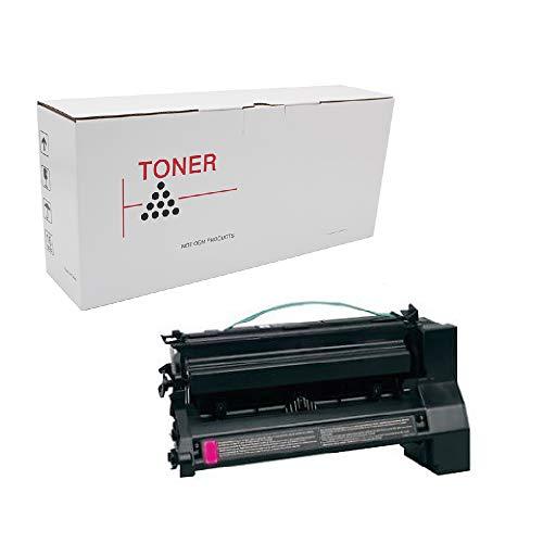 - Hehua Compatible Lexmark C7702MH Laser Toner Cartridge High Yield Replacement Lexmark C770DN C770DTN C770N C772DN C772DTN C772N X772E (1 Magenta)