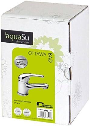 Ottowa Mitigeur pour lavabo Chrom/é