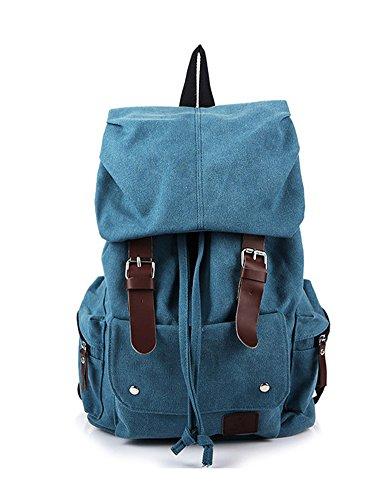 hombre hombro azul azul Yokeeyoo azul Free para Bolso al n4fExWBCU