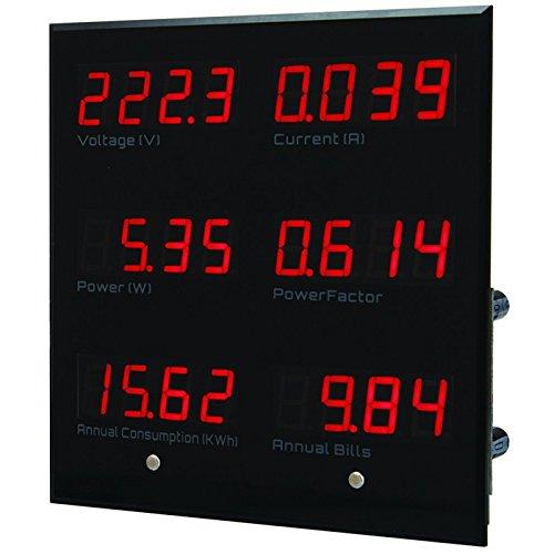 EPM5600 Digital Single Phase AC Panel Power Meter Watt Meter Energy Meter 10A/ 220V/110V/2000W