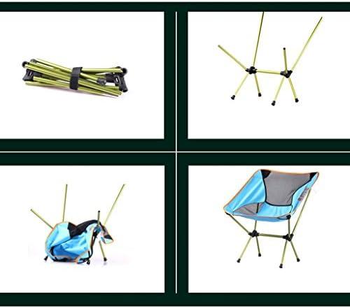 CYT Outdoor Folding Chair Ultralight Portable Armchair Fishing Chair Sketch Chair Art Casual Beach Travel Folding Chair