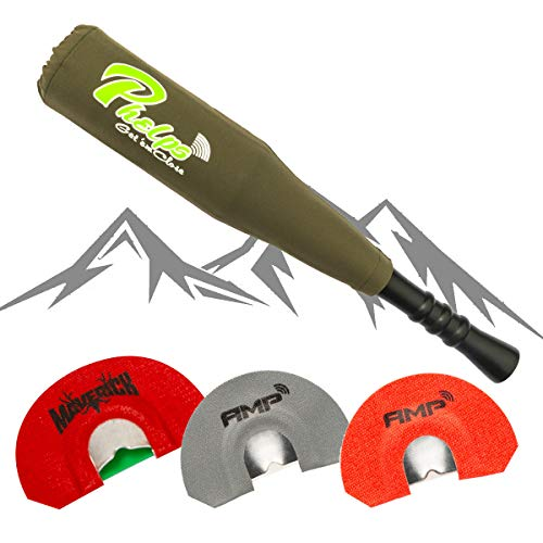Phelps Complete Backcountry Elk Calling Kit-One Size