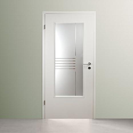 Vetro per porta da interno, Porta Interna, Vetri, Lar968-S ...