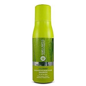 Wellness Organic HEMP Seed Oil Shampoo 500ml 16.9 ...