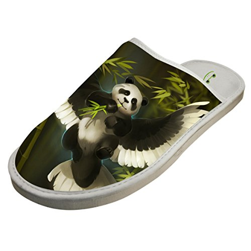 4B854DF6B Cotton Panda Wing House Slippers Baboosh Chinela Slipper by 4B854DF6B
