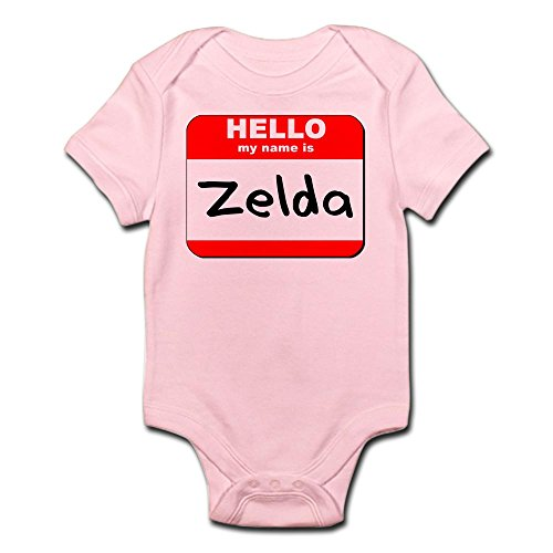 CafePress Hello Infant Bodysuit Romper