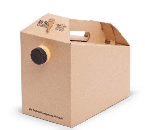 Pacific Bag 720-096 Java Box, 96 oz - 128 oz (Case of 25) ()