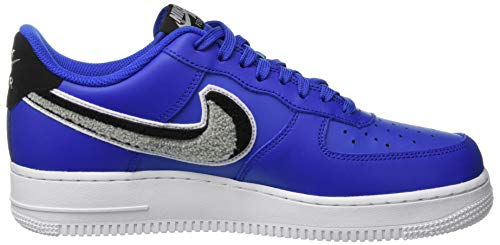 Scarpe Royal Lv8 Uomo Game '07 Wolf 1 NIKE White da Ginnastica Black Air Grey Basse 001 Force Multicolore q4zIwxwX7