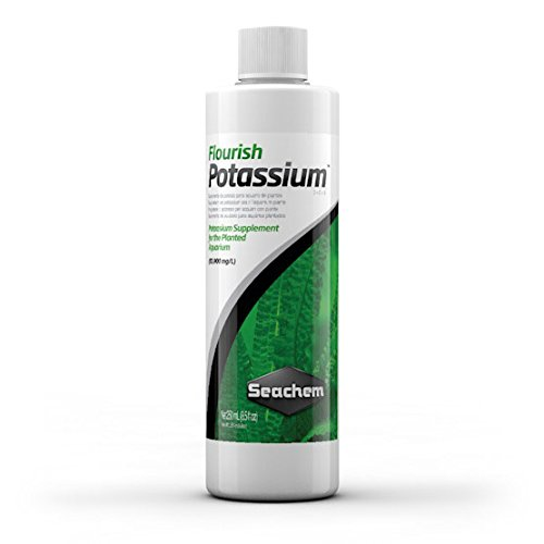 Flourish Potassium, 2 L / 67.6 fl. oz. - Flourite Plant Gravel