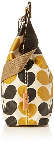 Orla Kiely Stem Check Print Mini Sling Bag, Dandelion by Orla Kiely (Image #3)