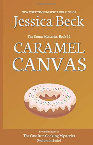 Pdf Thriller Caramel Canvas (The Donut Mysteries)