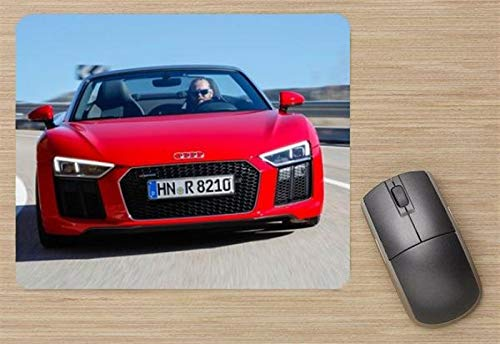 Audi R8 Spyder V10 RWS 2018 Mouse Pad, Printed Mousepad for sale  Delivered anywhere in USA