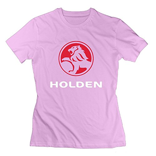 Price comparison product image Women's Holden Logo T Shirt Pink