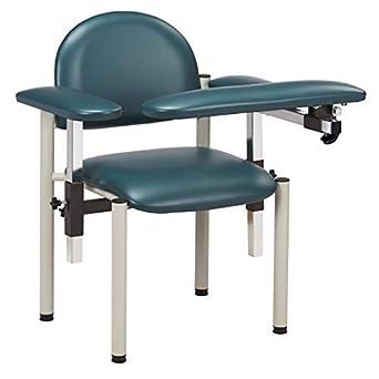 Brilliant Amazon Com Phlebotomy Equipment Slate Blue Sc Series Inzonedesignstudio Interior Chair Design Inzonedesignstudiocom