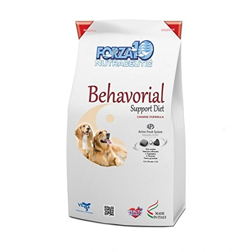 Forza10 Calming Healthy Dry Dog Food Natural Behavior Support for Dogs, 18 LB Bag