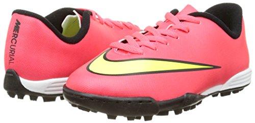 Nike Boy's Mercurial Vortex II TF Boots Red LgqKv0VI