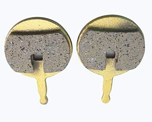 Perfeclan マウンテンバイク ロードバイク ブレーキ パッド 銅素材 ブレーキライニング 交換 修理部品 全4種