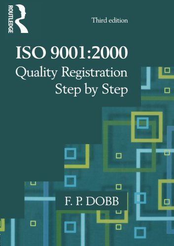 ISO 9001:2000 Quality Registration Step-by-Step, Third - Document Iso Control