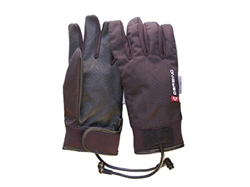 Gerbing Heated Glove Liner, Old Logo XX-Small Black