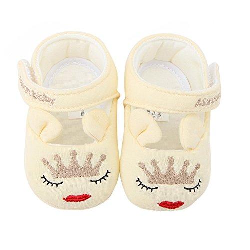 BOBORA Caramelo Lindo Bebe Oso Zapatos De Nina A2