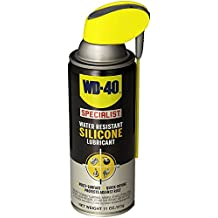 WD-40 Specialist Water Resistant Silicone Lubricant Spray, 11 oz.