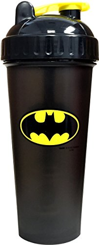 PerfectShaker 800 ml Hero Series Bottle Shaker, Batman