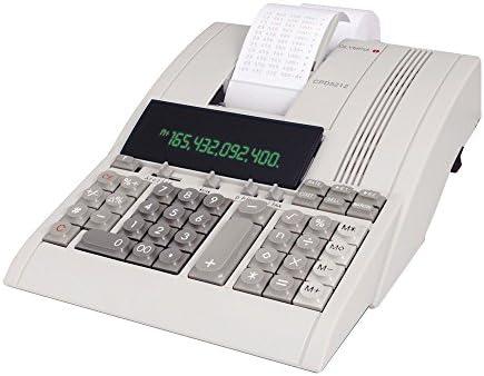 Olympia 945846002 CPD 5212 Calculadora para sobremesa, impresor ...