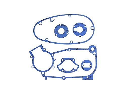 SR4-4 Habicht AKF Dichtungssatz aus Kautasit Motortyp M53 f/ür Simson KR51//1 Schwalbe M53//1 SR4-2 Star SR4-3 Sperber SR4-1 Spatz