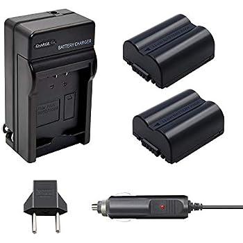 FZ28 FZ8 MICRO USB CARGADOR para Panasonic Lumix DMC-FZ7 FZ18