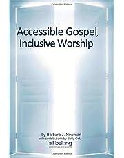 Accessible Gospel, Inclusive Worship
