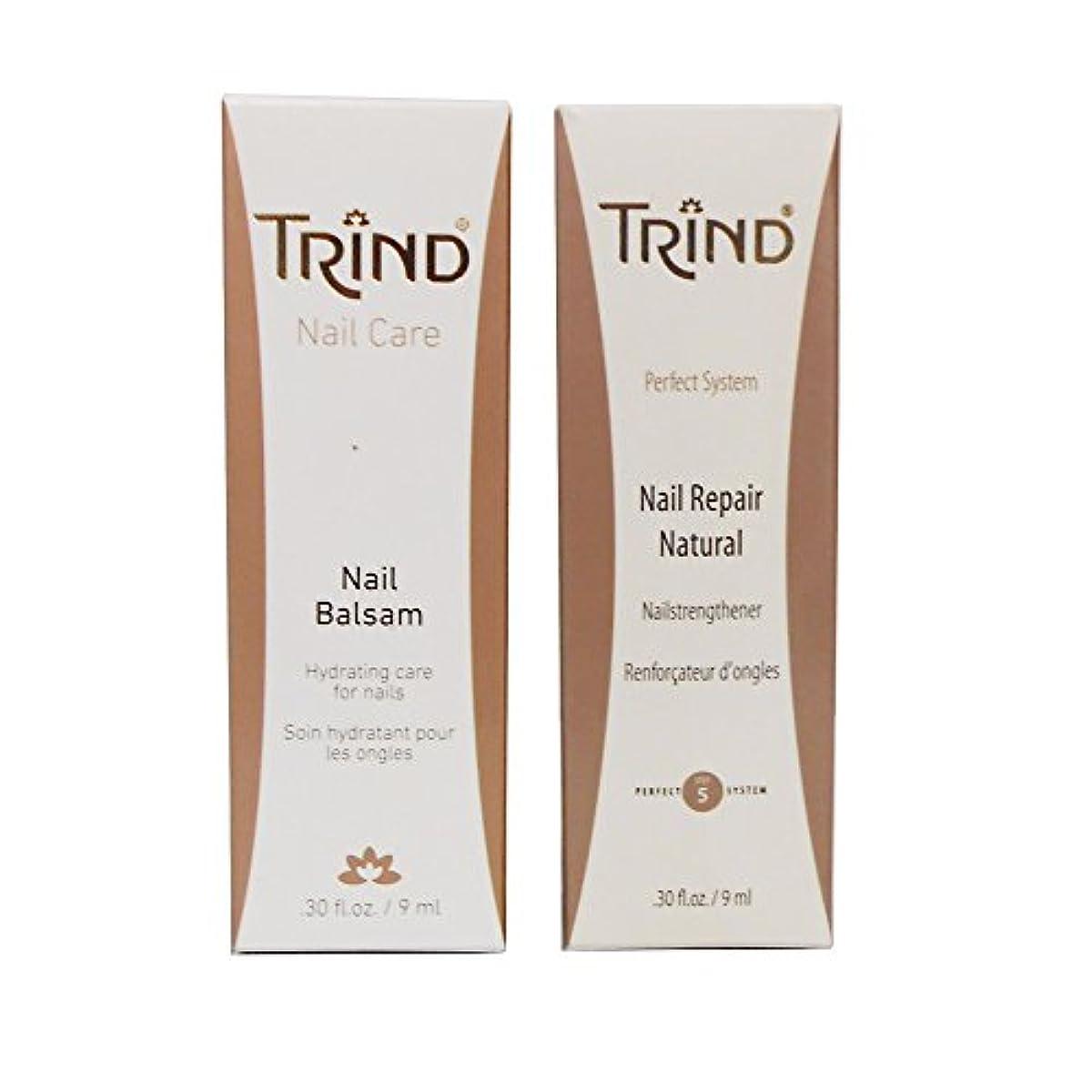 Trind Nail Balsam and Nail Repair Kit in Dubai - UAE  Whizz