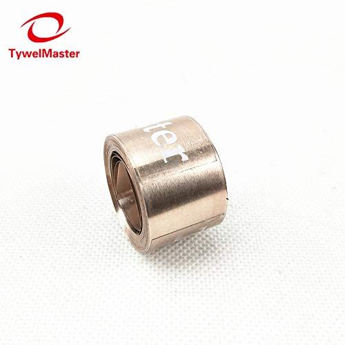 (Jammas Brazing Foil Gas Soldering Sheet Silver Based Braze Welding Plate A5.8 Silver Filler Metal Gas Welding Material - (Diameter: 30 Percent Silver))